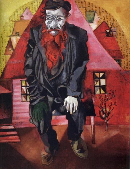 1915. Judío Rojo.