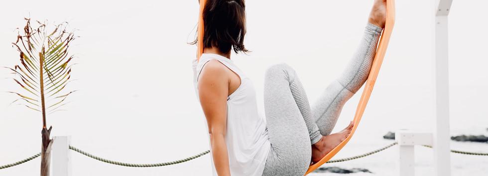 AntiGravity®︎Fitness ハンモックヨガ yoga