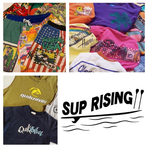 sup rising