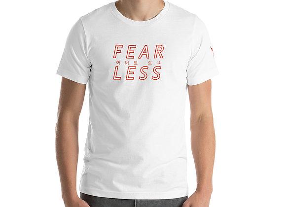 FEARLESS BLK/WTE 2