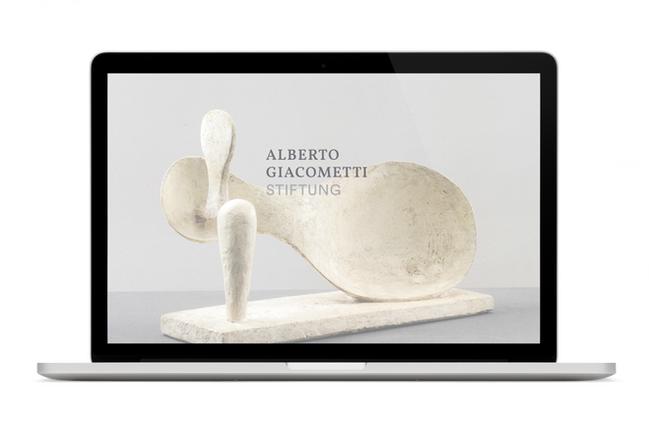Alberto Giacometti-Stiftung Einstieg.tif