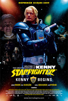 Kenny Starfighter