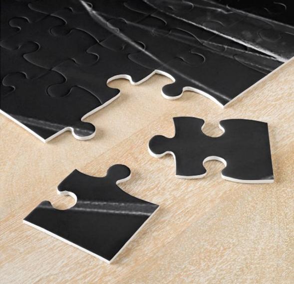 Puzzle Ocean Black