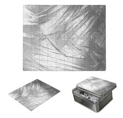 Puzzle Ocean Silver