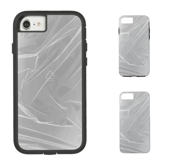 iPhone Case Ocean Silver