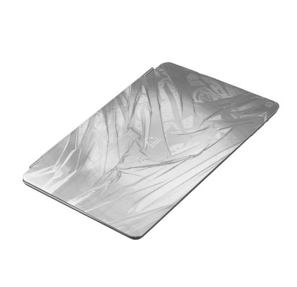iPad cover Ocean Silver