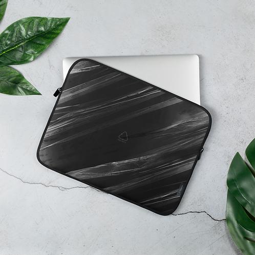 Zero Waste Laptop Sleeve ( Black)