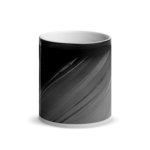 Zero Waste Glossy Magic Mug