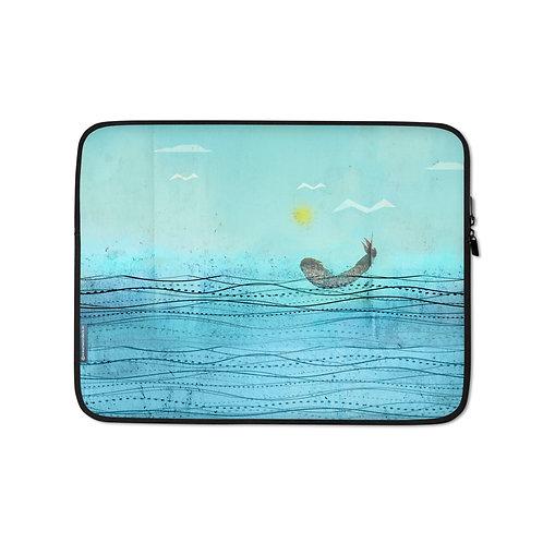 Ocean Wonders Laptop Sleeve