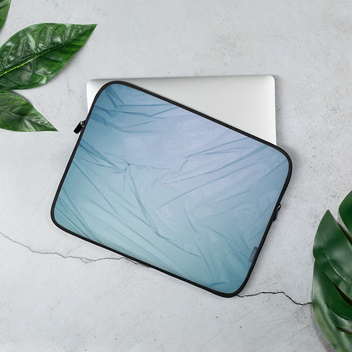 Zero Waste -  Laptop Sleeve (Ocean Blue)
