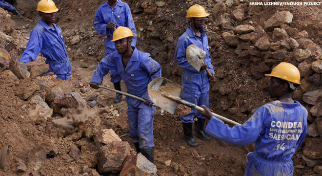 AIAG Conflict Minerals Industry Briefing V