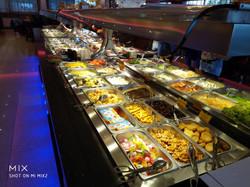 King Long 16 buffet à volonté