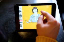 Рисование Digital портрета