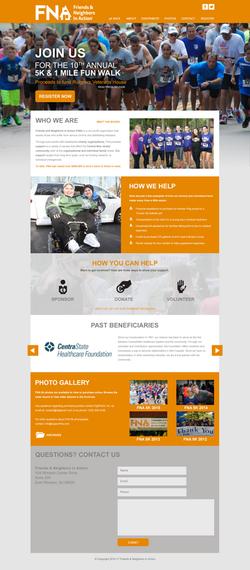 FNA website