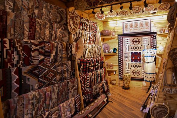 Alluring rug room