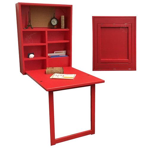 Escritorio ~ Mesa Plegable Rojo