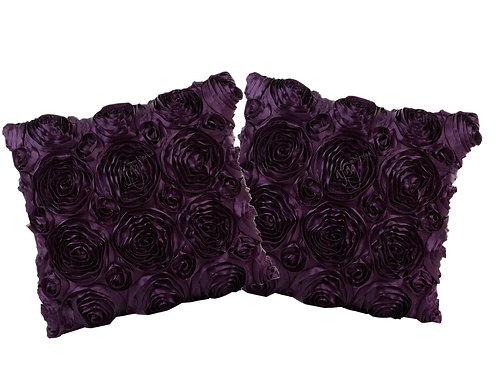 Cojines Flores 3D