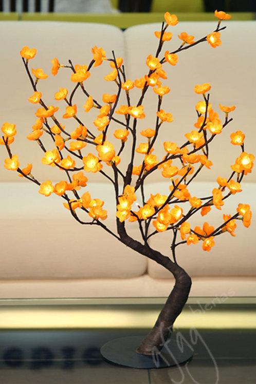 Luminaria Árbol Flores de Ciruelo
