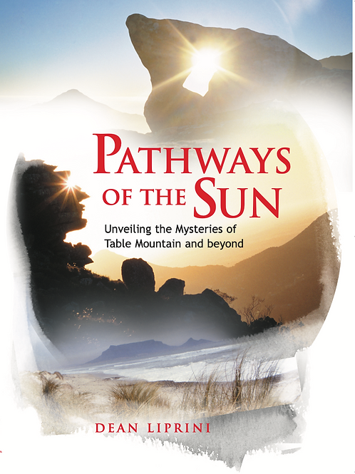 """Ebook: """"Pathways of the Sun – Unveiling the Mysteries of Table Mountain"""""""