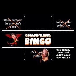 Champagne Bingo Comedy