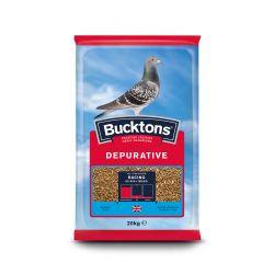 Buckton Pigeon Depurative 20kg