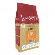Lovejoys Adult Dry Dog Food with Turkey & Rice