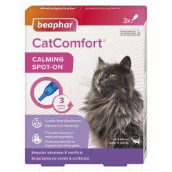Beaphar CatComfort Calming Spot On 3 Pack