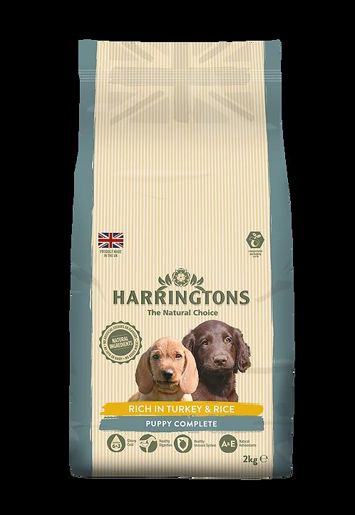 Harringtons Puppy Food Turkey & Rice