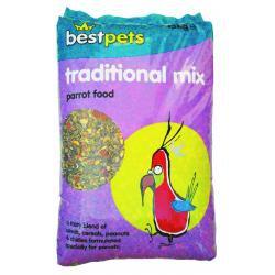 Bestpets Traditional Parrot Mix 12kg
