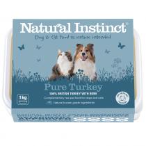 Natural Instinct Pure Turkey