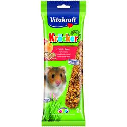 Vitakraft Hamster Stick Fruit x 5 packs of 2