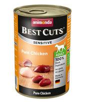 Animonda Sensitive Adult Dog Best Cuts Tin Pure Chicken 6 x 400g