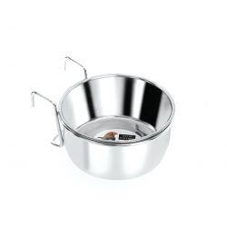 Fed N Watered Coop Cup & Hook Holder 12cm