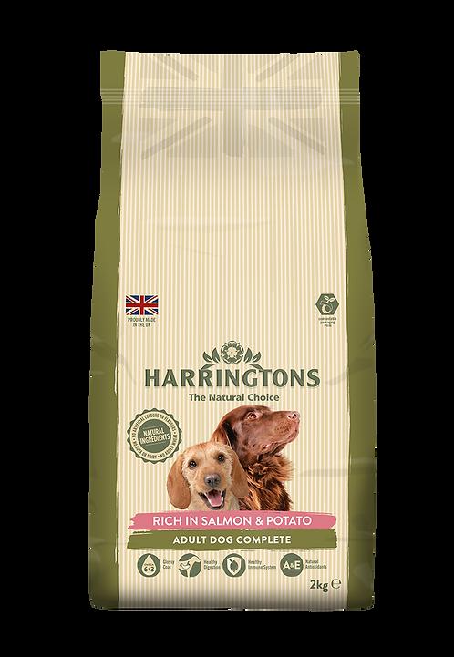Harringtons Dog Food Salmon & Potato