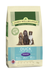 James Wellbeloved Senior Duck & Rice 15kg