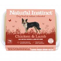 Natural Instinct Chicken & Lamb