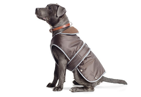 Ancol Stormguard Dog Coat Brown