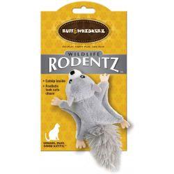 Ruff & Whiskerz Rodent Squirrel Cat Toy