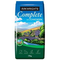 Arkwrights Dry Dog Food Chicken