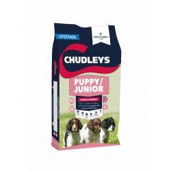 Chudleys Puppy / Junior Dog Food 12kg