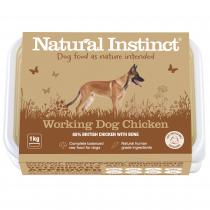 Natural Instinct Working Dog Chicken