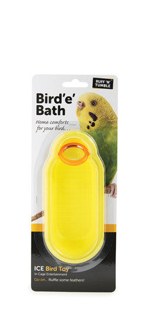 Bird E Bath Bird Toy