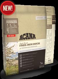 Acana Free Run Duck Dog Food 11.4kg