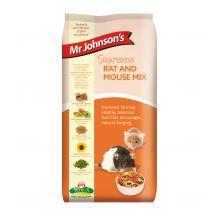 Mr Johnsons Supreme Rat & Mouse Mix 15kg