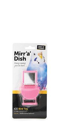 Mirr 'A' Dish Bird Toy