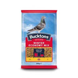 Buckton Pigeon Winter Economy Mix 20kg
