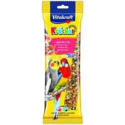 Vitakraft Australian Cockatiel Fruit Stick 2 Pack x 5