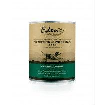 Eden Wet Dog Food Original 6 x 400g