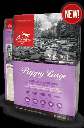 Orijen Puppy Food Large Breed 11.4kg