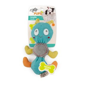 All For Paws Pups Caterpillar Dog Toy